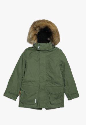 NAAPURI - Winterjas - khaki green