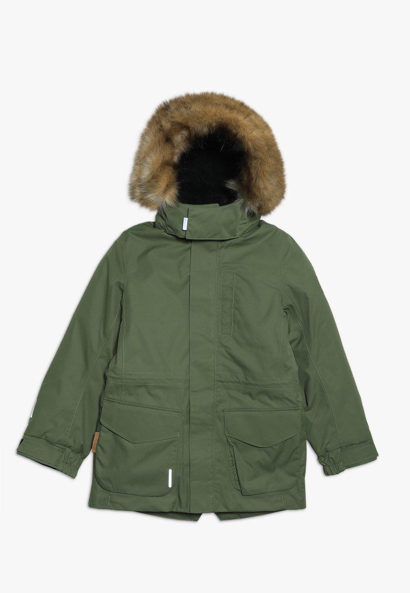 Reima - NAAPURI - Winter jacket - khaki green