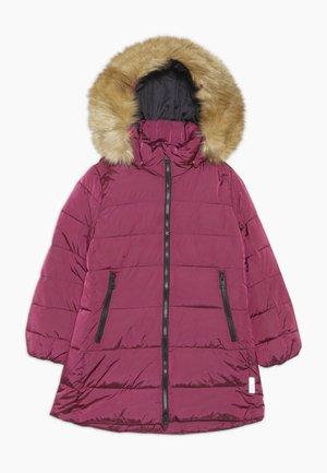 LUNTA - Winter coat - raspberry pink