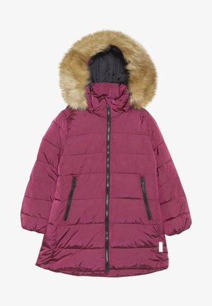 LUNTA - Winter coat - raspberry pink