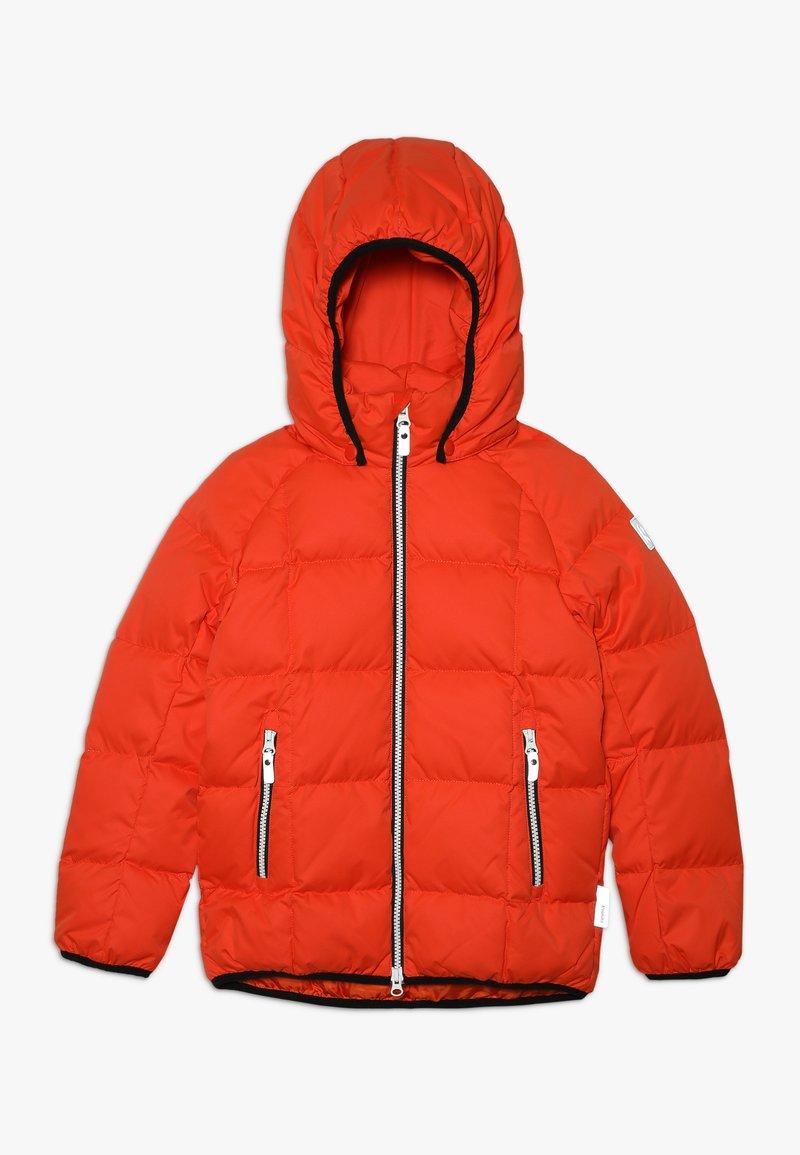 Reima - JORD - Gewatteerde jas - orange