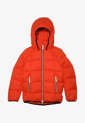 JORD - Gewatteerde jas - orange