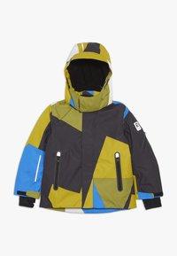 Reima - WHEELER - Ski jas - yellow moss - 0