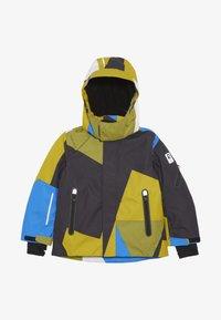 Reima - WHEELER - Ski jas - yellow moss - 3