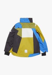 Reima - WHEELER - Ski jas - yellow moss - 2