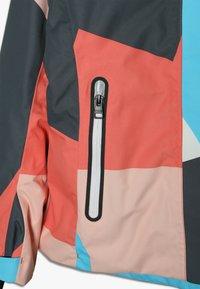 Reima - FROST - Lyžařská bunda - bright salmon - 5