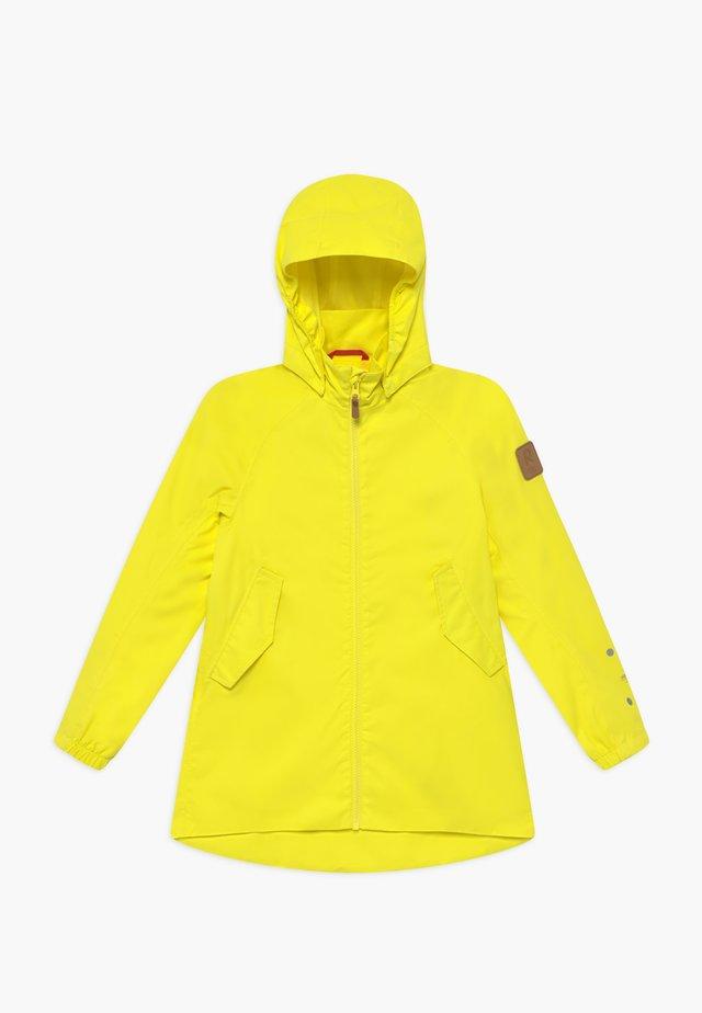 REIMATEC  GALTBY - Impermeabile - lemon yellow