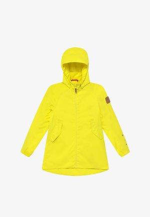 REIMATEC  GALTBY - Vodotěsná bunda - lemon yellow