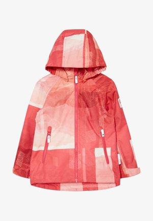 REIMATEC SCHIFF - Hardshellová bunda - candy pink