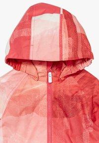 Reima - REIMATEC SCHIFF - Hardshellová bunda - candy pink - 3