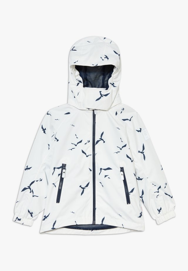 FASARBY - Giacca hard shell - white