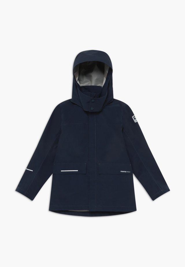 REIMATEC VOYAGER - Giacca hard shell - navy