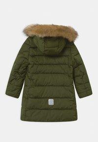 Reima - LUNTA UNISEX - Płaszcz zimowy - khaki green - 1