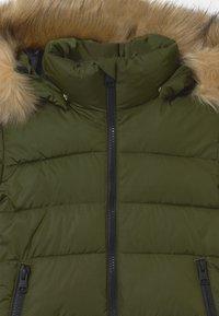 Reima - LUNTA UNISEX - Płaszcz zimowy - khaki green - 4