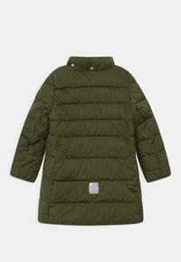 Reima - LUNTA UNISEX - Płaszcz zimowy - khaki green - 3