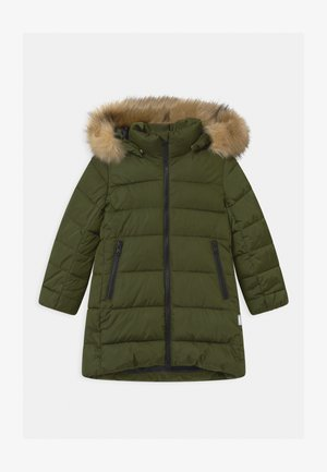 LUNTA UNISEX - Winter coat - khaki green