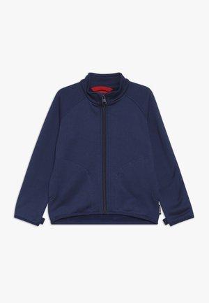 KLIPPE - Fleece jacket - navy