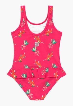 SWIMSUIT CORFU - Badeanzug - berry pink