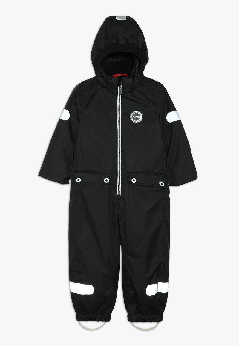 Reima - SEVETTI - Schneeanzug - black