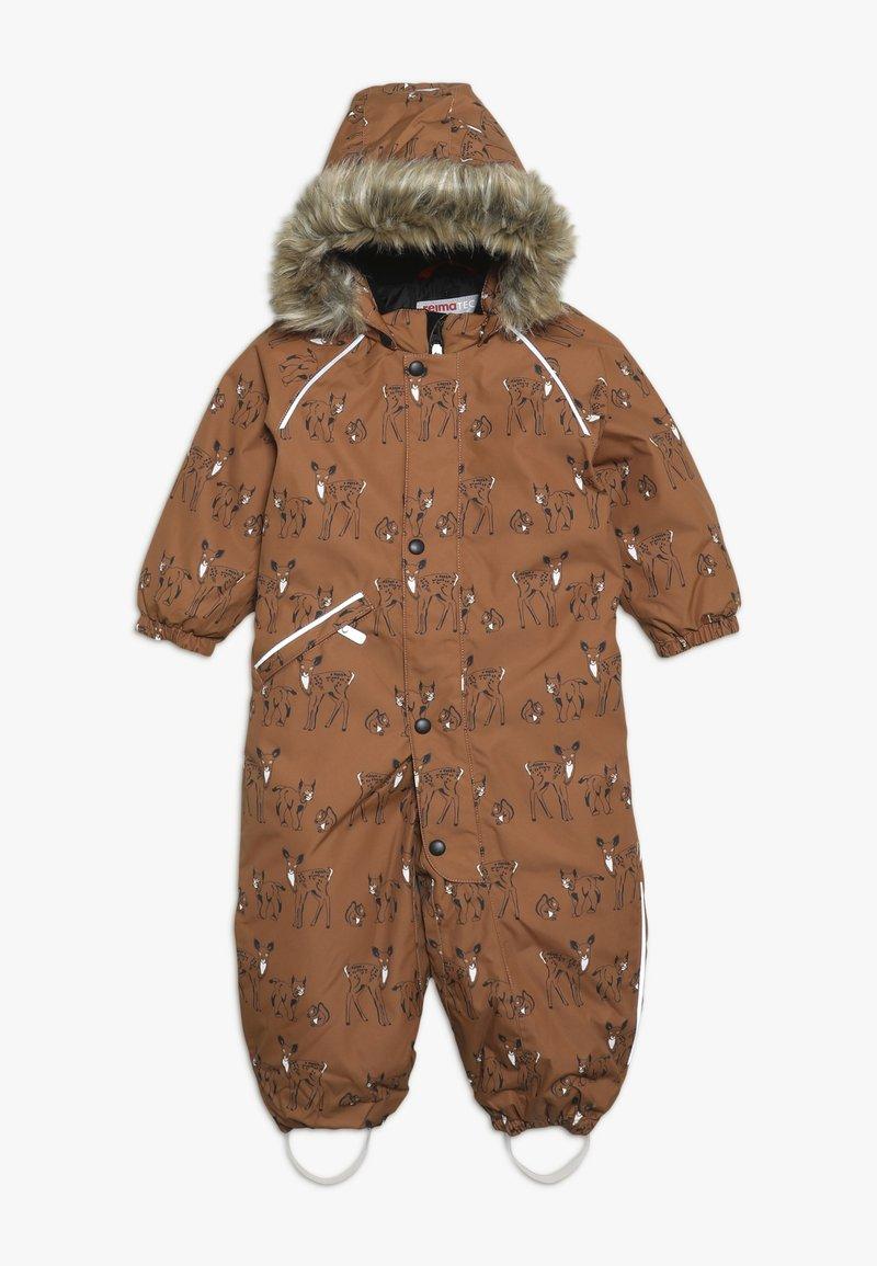 Reima - LAPPI - Talvihousut - cinnamon brown