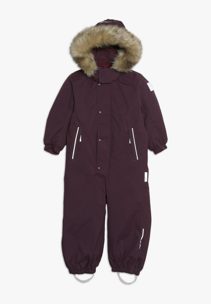 Reima - STAVANGER - Snowsuit - deep purple