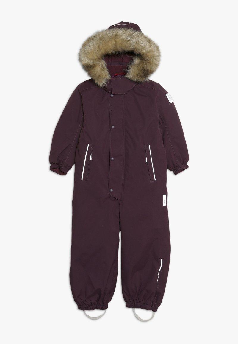 Reima - STAVANGER - Mono para la nieve - deep purple