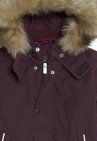 Reima - STAVANGER - Snowsuit - deep purple - 6