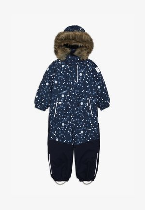 SAANA - Snowsuit - navy