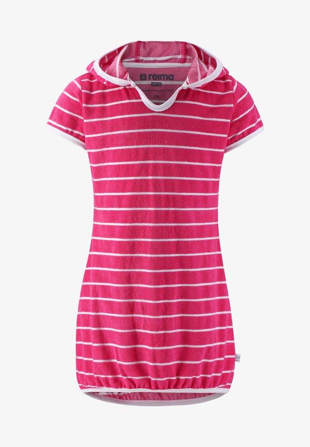 GENUA - Day dress - berry pink
