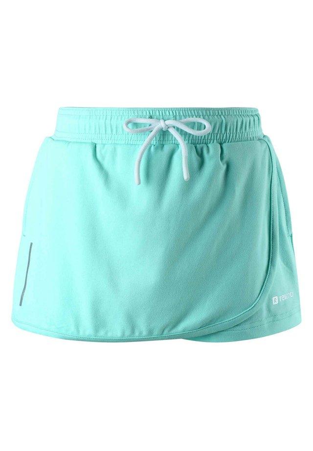 TELLINA - Sports skirt - light turquoise