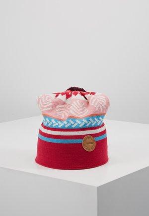 LEIMU - Čepice - raspberry pink