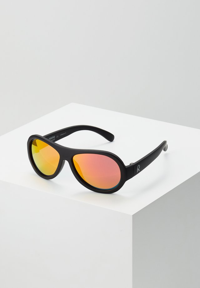 SUNGLASSES HAMARO - Aurinkolasit - black