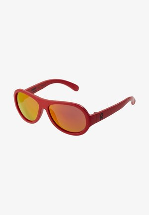 SUNGLASSES AHOIS - Sluneční brýle - flame red