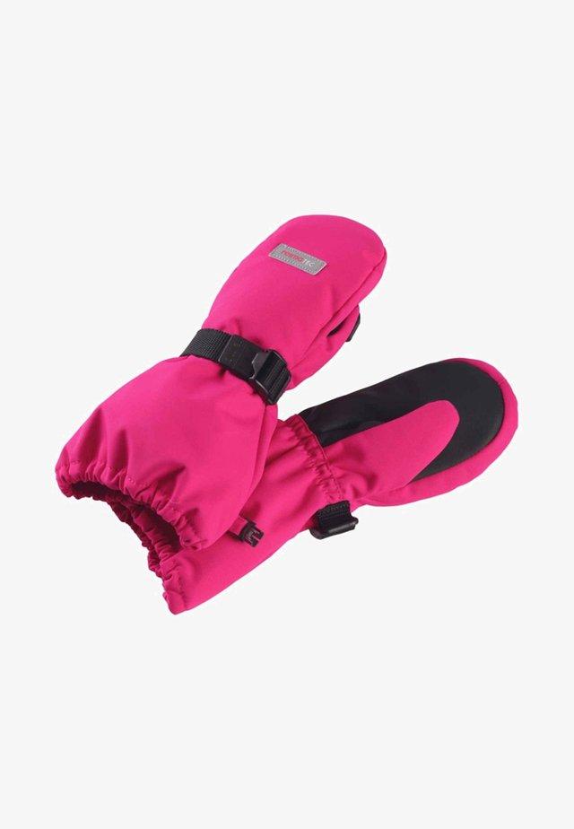 OTE - Mittens - raspberry pink