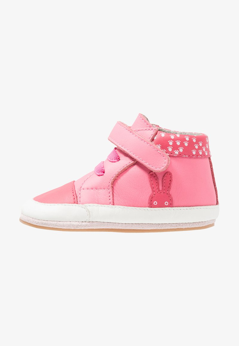 Robeez - CITY BASKET - First shoes - rosé