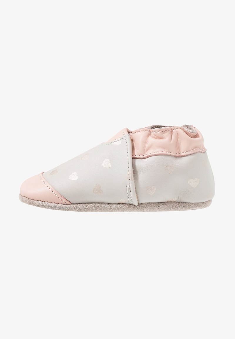 Robeez - FIRST LOVE - First shoes - grey