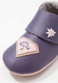 Robeez - GIRLPOWER - First shoes - purple - 2