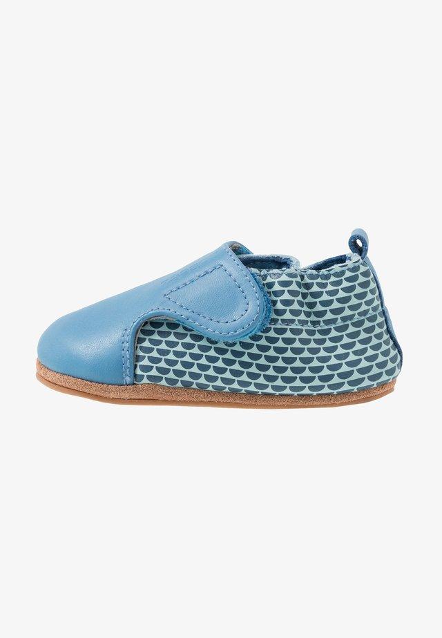 KALIPSO - Babyskor - bleu denim