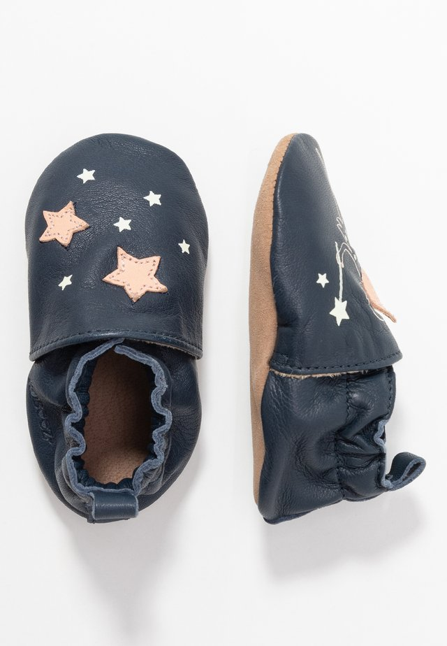 WONDERFULL - Babyschoenen - marine