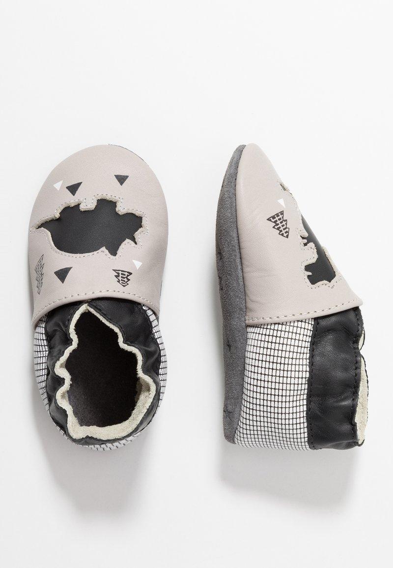 Robeez - MUNDODINO - First shoes - light grey