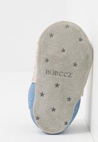 Robeez - TIPI - First shoes - beige/bleu - 5