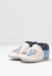 Robeez - TIPI - First shoes - beige/bleu - 3