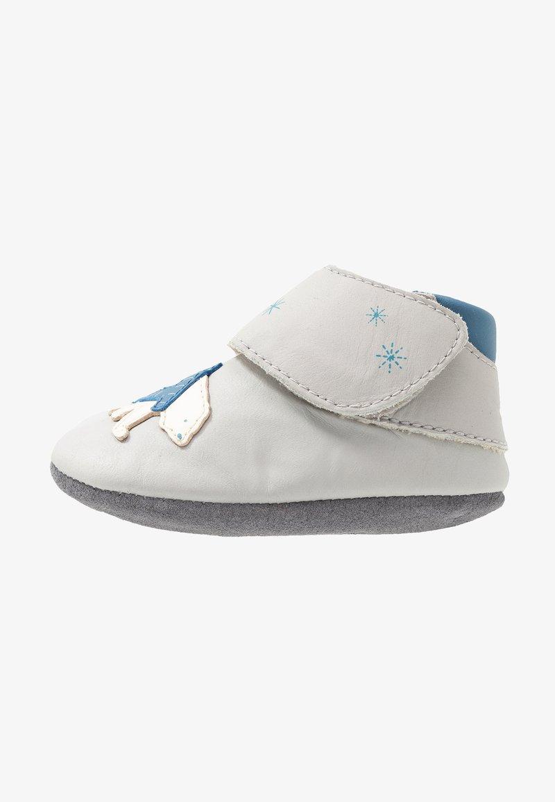 Robeez - POLAR BEAR - First shoes - grey