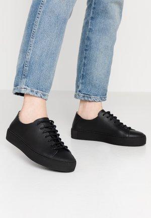 DORIC DERBY SHOE - Sneakersy niskie - black