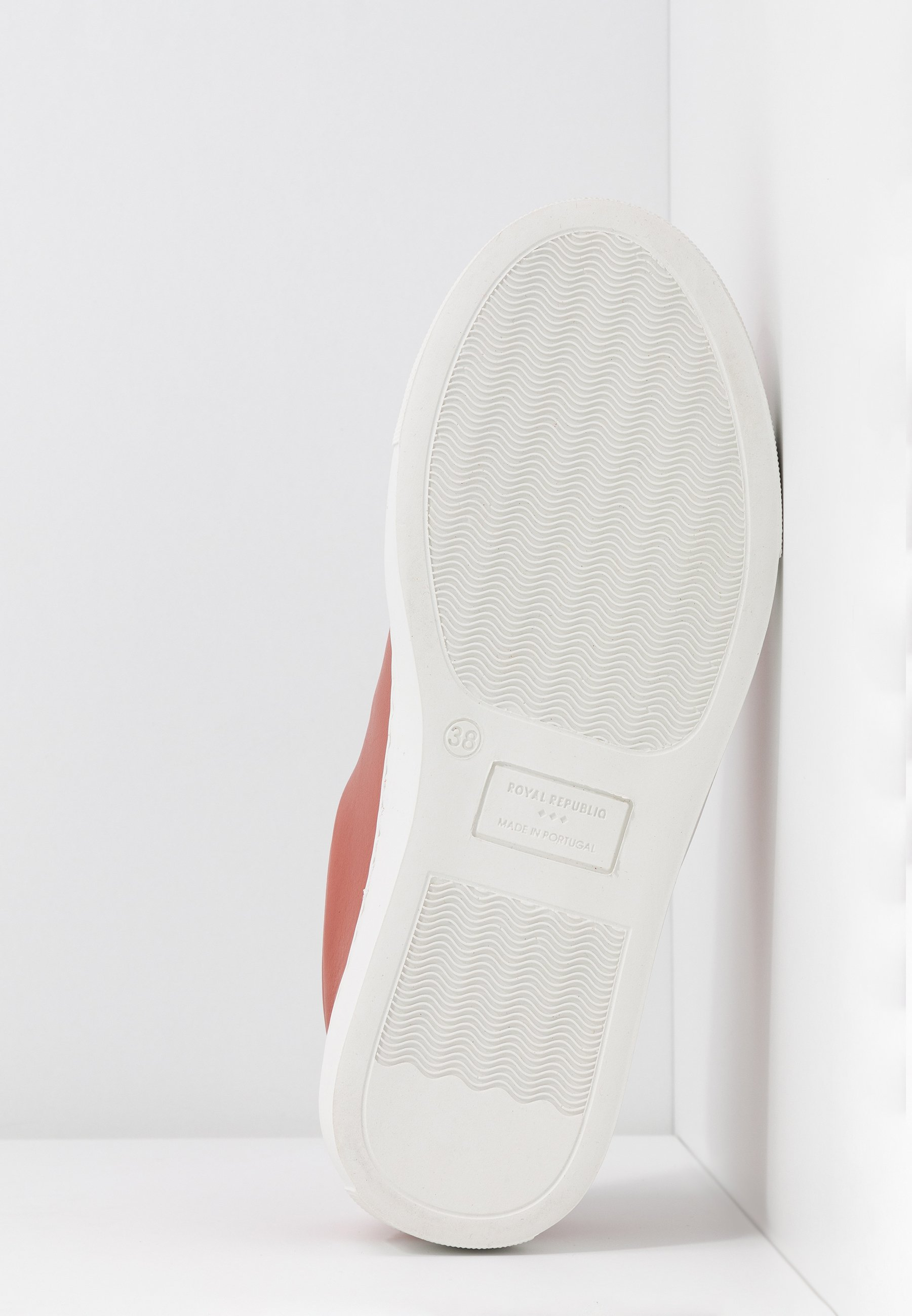 Royal Republiq Elpique Derby - Sneakers Basse Nude DsxbI