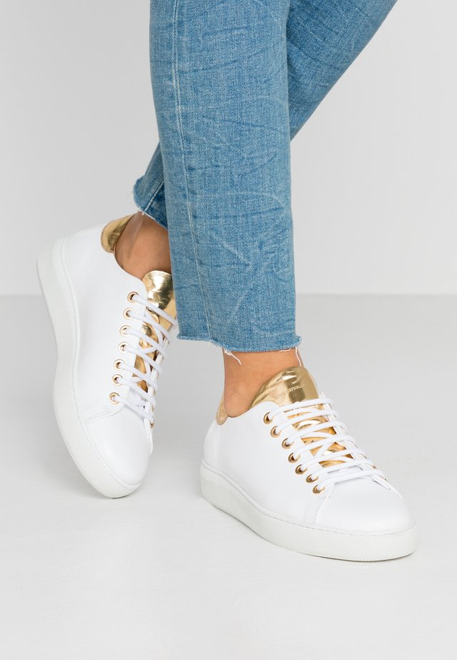 VERGE DERBY SHOE - Sneakers - white