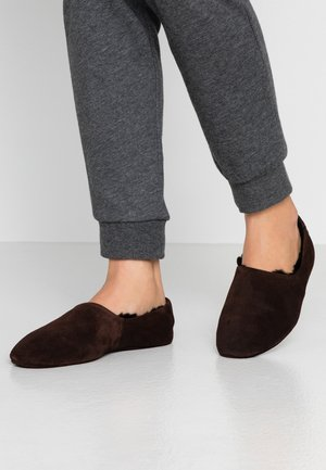 COZ LOAFER - Chaussons - coffee