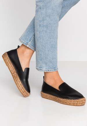 WAYFARER LOAFER - Alpargatas - black