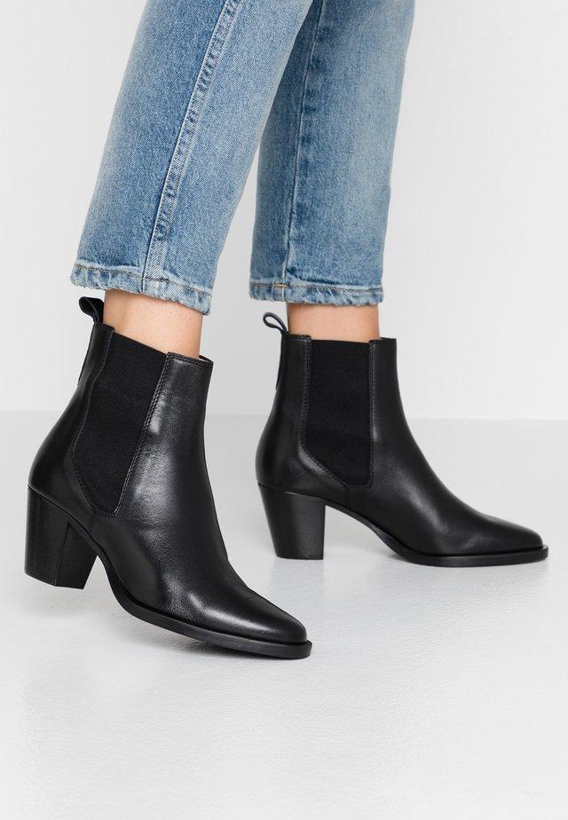 AVENUE CHELSEA - Støvletter - black