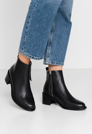 TOWN BOOT - Kotníkové boty - black
